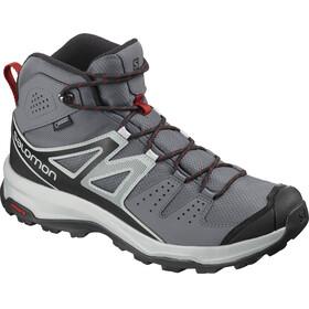 Salomon X Radiant Mid GTX - Chaussures Homme - gris/noir